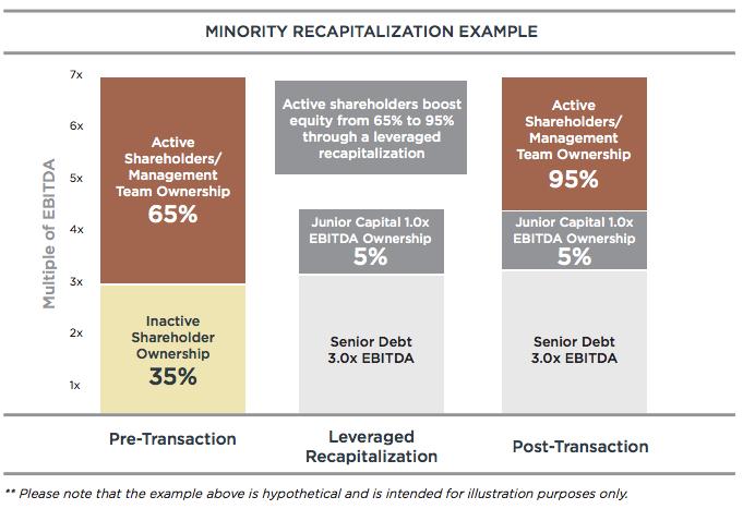minority-recapitalization-example