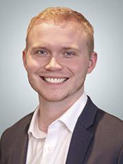 Taylor Dye — Marketing Coordinator