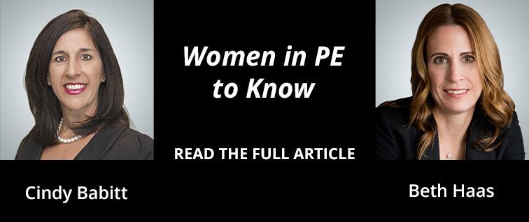 Women to kow in PE